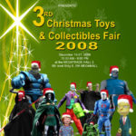 3rd Christmas Toys and Collectibles Fair 2008