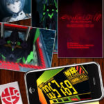 Evangelion on the iPhone, iPod Touch