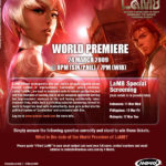 LaMB World Premiere on March 24
