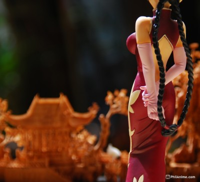 Wang Liu Mei by Banpresto