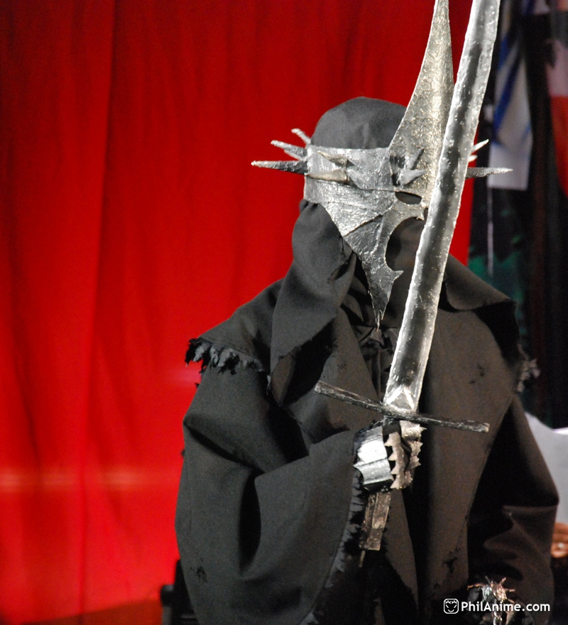 Nazgul - ring wraith - cosplay