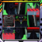 Free Evangelion Puzzle Game for iPhone/ iPod Touch