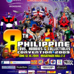 8th Philippine Toycon on June 13-14