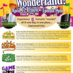 Easter Wonderland Cosplay Contest on April 12