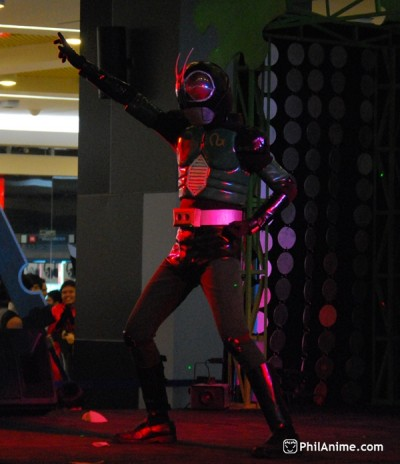 Cyberzone Cosplay at SM City