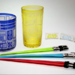 Star Wars merges with Japanese culture: Lightsaber Chopsticks!