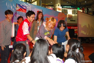 Anime Singing Competition at Market! Market!
