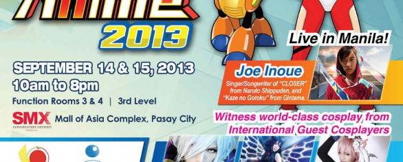Con-going gets more more exciting at Best Of Anime 2013