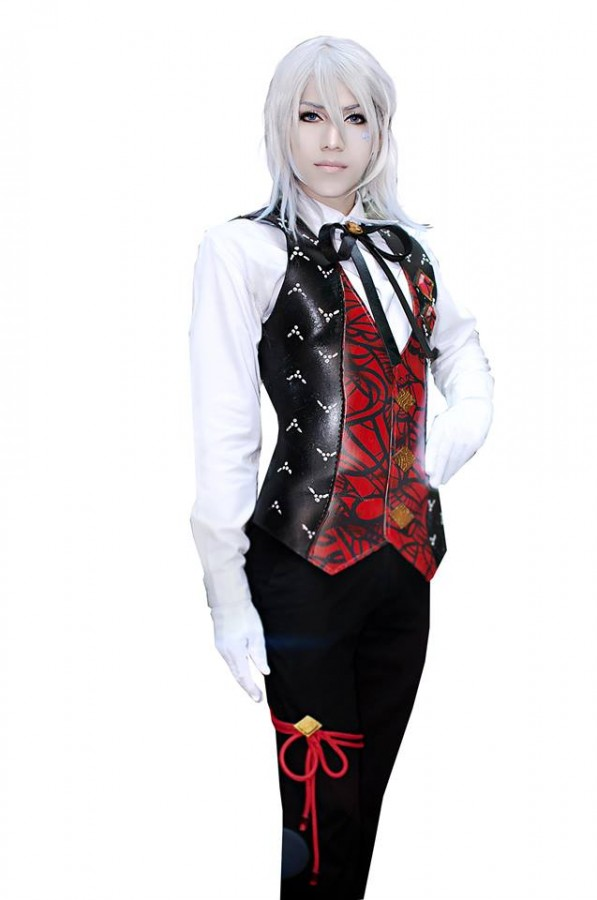 JiakiDarkness as Ikki from Amnesia