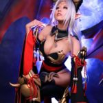 Eternal Sky – Scarlet cosplay by Spiral Cats [NSFW]
