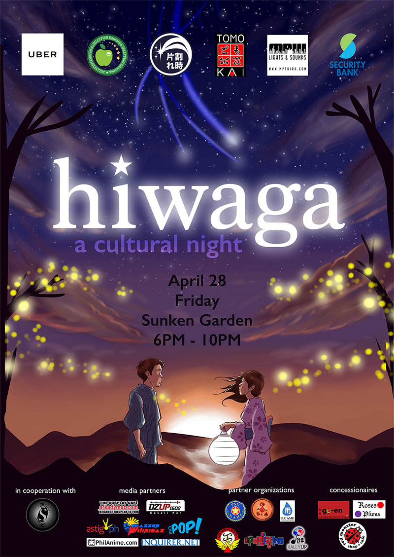 Hiwaga: A Cultural Night