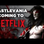 Netflix Castlevania Animated Series Trailer